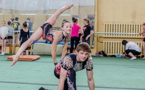 Карагандинские спортсмены стали первыми на Чемпионате мира по спортивной акробатике