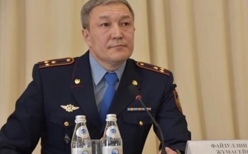 Начальник ДП Карагандинской области отчитается перед населением в онлайн-режиме