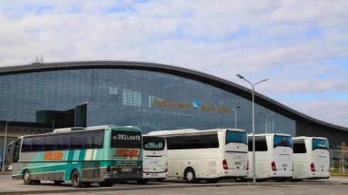 Автобусы из Караганды будут прибывать в Астане на новый автовокзал