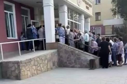 Давка в аптеках за бесплатными лекарствами возмутила акима Карагандинской области