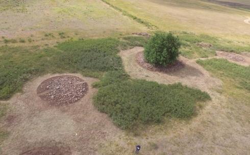 Курганы с усами – карагандинские археологи продолжают исследовать Аккезен