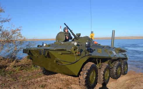 В Караганде проводится учебно-методический сбор с командирами воинских частей
