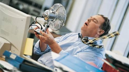 Какие болезни может спровоцировать жаркая погода