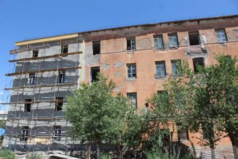 В Балхаше отремонтируют общежитие гуманитарно-технического колледжа