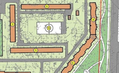 Опасения карагандинцев о строительстве многоэтажного дома в их дворе не подтвердились