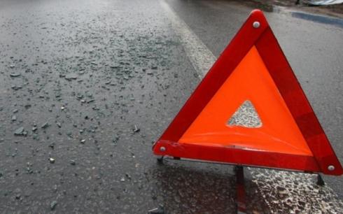 Непогода в Караганде: на объездной дороге столкнулись 4 автомашины