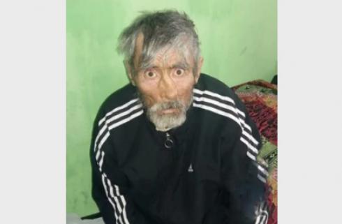 Глухого и немого старика подбросили к центру для ресоциализации лиц в Темиртау