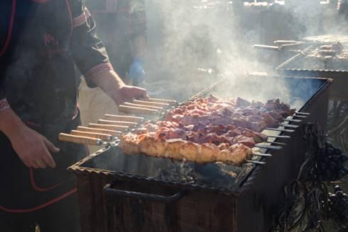 Владельцы летних ресторанов в Центральном парке Караганды продолжают нарушать