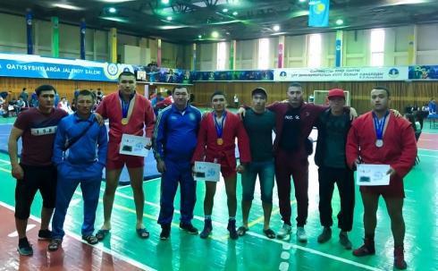6 сотрудников ДП Карагандинской области заняли призовые места на республиканском турнире