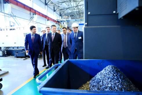 Карагандинский литейно-машиностроительный завод будет полностью модернизирован к концу 2018 года