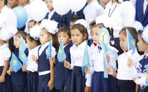 В Карагандинской области в этом году ожидается более 24 тысяч первоклашек