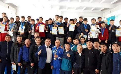 Карагандинские боксеры завоевали 26 медалей на зональном первенстве Казахстана
