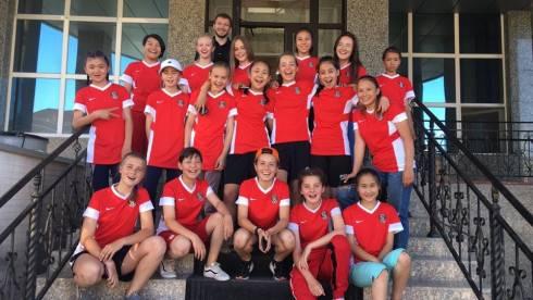 Женская команда «Шахтера» пробилась в финал
