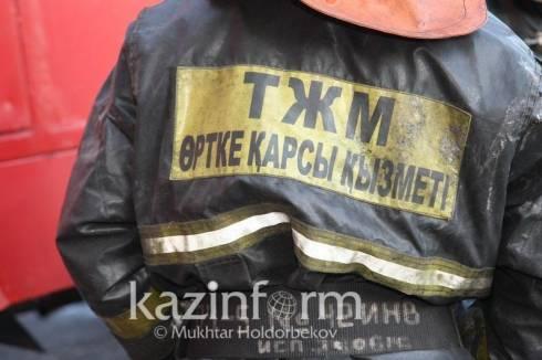 Труп мужчины нашли в сгоревшей квартире в Караганде