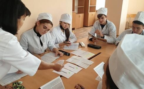 В Карагандинском медицинском университете применяются программы уровня профтехобразования