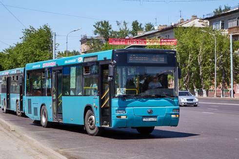 В Караганде три дня будут контролировать работу водителей автобусов и маршрутных такси