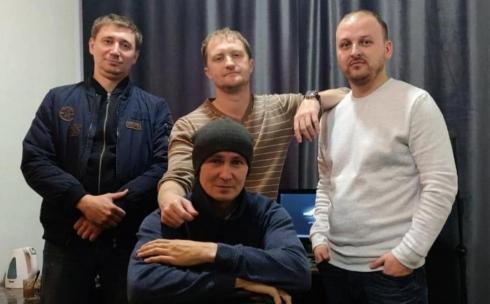 Карагандинская рок-группа «Ангар 17» выпустила альбом