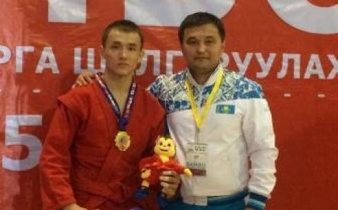 Карагандинские самбисты стали чемпионами Азии
