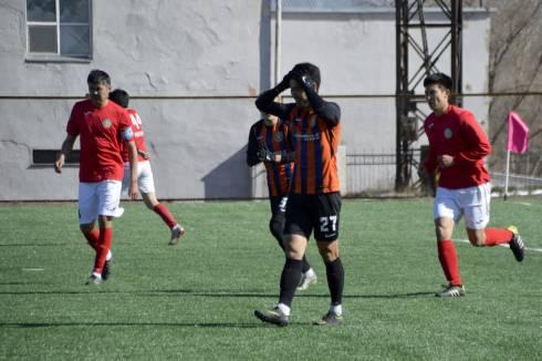 Молодежная команда карагандинского «Шахтера» потерпела первое поражение в сезоне