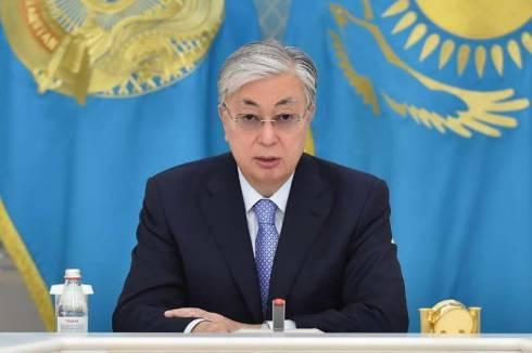 Касым-Жомарт Токаев: Мы вместе победим эпидемию