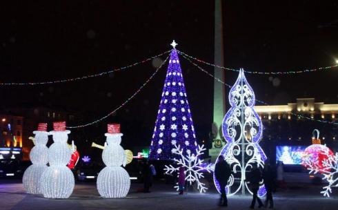 Караганду уже к концу ноября украсят к праздникам