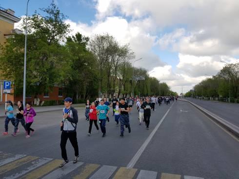 В полумарафоне Armanǵa jol 2019 приняло участие более 6 тысяч человек