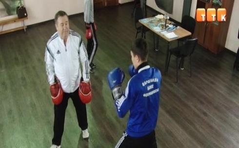 Темиртауский боксер вернулся с победой