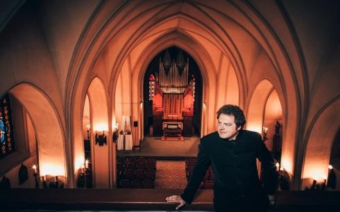 Андрей Бардин даст органный концерт в Карагандинском Соборе Пресвятой Девы Марии Фатимской