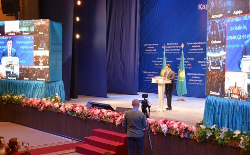 Аким Карагандинской области дал поручения по развитию языковой политики