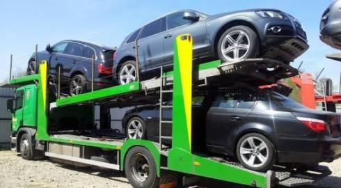 В Казахстан вернутся подержанные авто из Германии