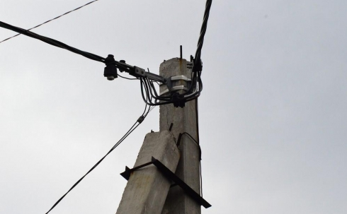 График отключения электроэнергии на 11 января