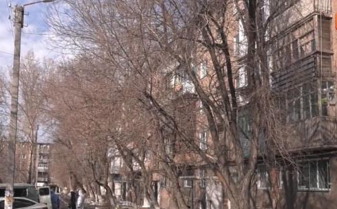 Подъезд в многоквартирном доме в Темиртау закрыли на карантин