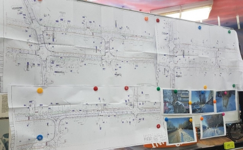 В Караганде подробно рассказали, каким будет проспект Строителей после реконструкции