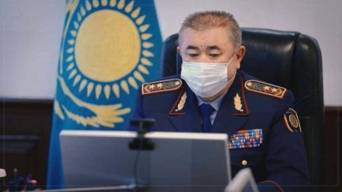 О чем просят главу МВД казахстанцы на личном приеме