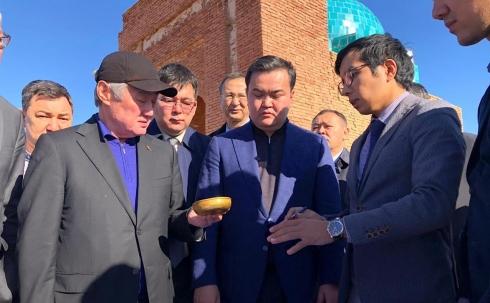 Улытау станет одним из центров празднования 750-летия Золотой Орды