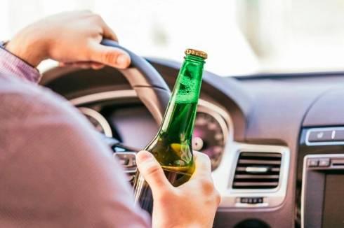 Пьяного водителя без прав задержали в Сатпаеве
