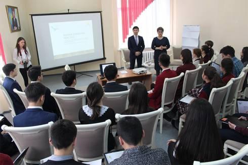 Под эгидой партии «Нұр Отан» стартовал проект «Ruhani Zhangyru: Practics»