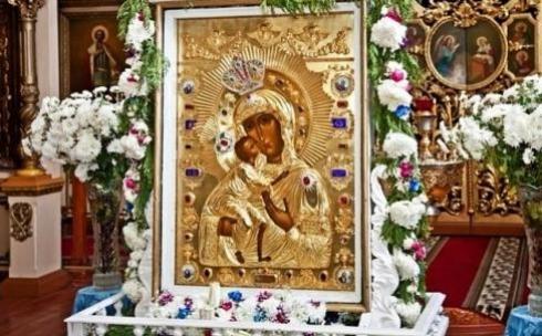 14 мая в Караганду привезут Феодоровскую икону Божией Матери