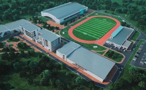 К 2022 году в Карагандинской области будет построено 11 новых спортивных центров