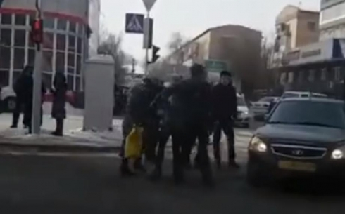 В ДВД Карагандинской области прокомментировали видео