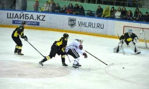 Перенесено время начала матчей ВХЛ «Сарыарка» — «Рубин»