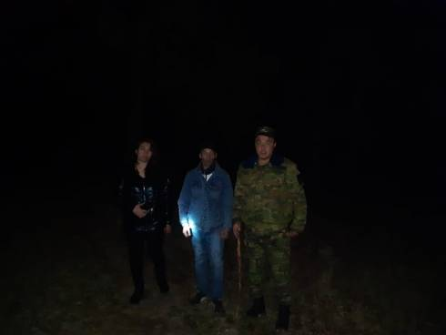 В Каркаралинске семейная пара заблудилась в лесу
