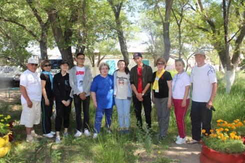 На территории Актогайского района состоялся 2-ой этап республиканского форума «Ұлы дала мұрагерлері»