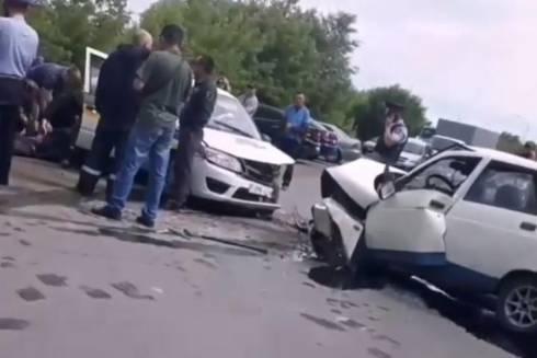 Нападение на инкассаторов в Караганде: задержаны трое подозреваемых
