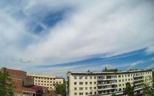 Карагандинское небо