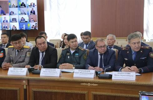 В Карагандинской области произведён ряд кадровых назначений
