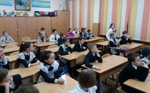 В Карагандинской области начали проводить первые «Уроки доброты»