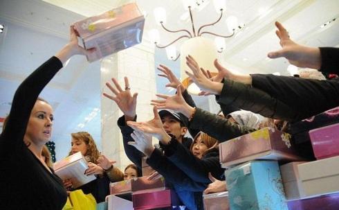 56% опрошенных карагандинцев спокойно относятся к распродажам