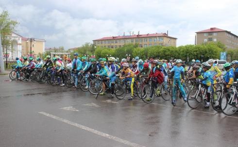 В Сарани стартовала республиканская велогонка «Олимпийские надежды 2019»