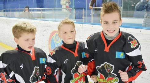 Хоккеисты «Металлург-2010» стали обладателями Кубка акима Астаны